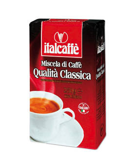 Coffee Classica Grounded Italcaffé 250g - Kaffe - IT2501 - 1