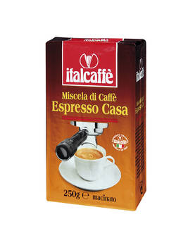Coffee Espresso Casa Italcaffé 250g - Kaffe - IT2502 - 1