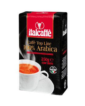 Coffee Arabica 100% Italcaffé 250g - Kaffe - IT2504 - 1