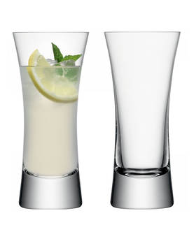 Longdrink Glas LSA Moya 350ml (2 pcs - Cocktailglas - MV15 - 1