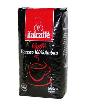 Kaffebönor Espr. 100% Arabica 1kg - Kaffe - IT10005 - 1