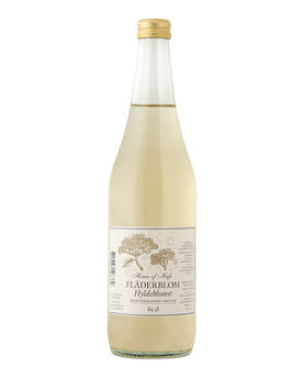 Sparkling Elderflower Drink 650 ml - Saft och nektar - HF0085 - 1
